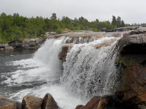 Vattenfall i Norge